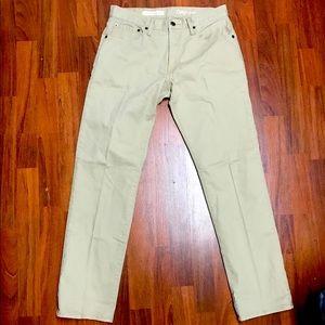 Gap 1969 men's 29x30 pants. Cotton spandex blend